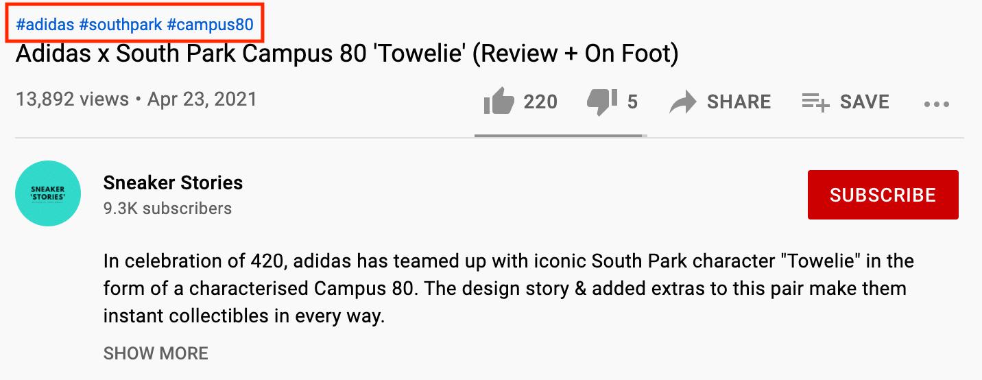 Youtube红人营销推广