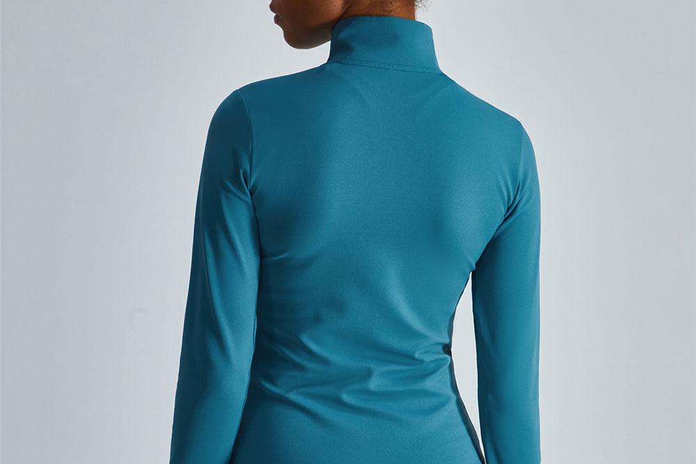 Women's fitness wear long sleeves online shopping