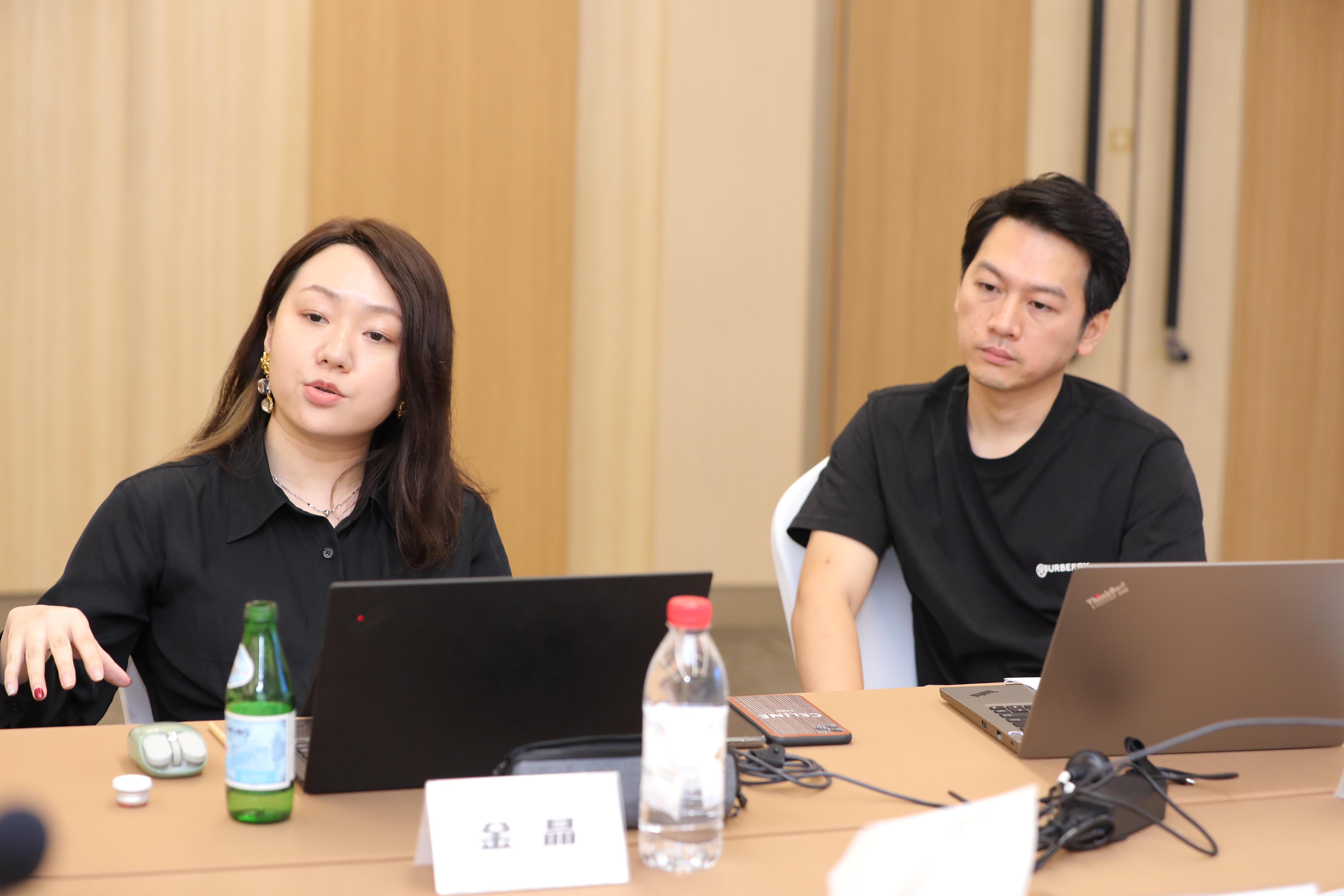 健合集团会员营销负责人金晶