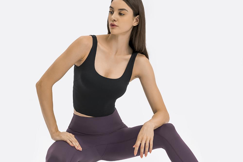 seamless yoga bra for girls